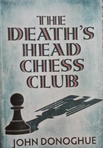 Book called The Death's Head Chess Club