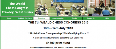 Weald Chess Congress